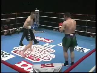 Cro Cop KO kickboxing GIFs
