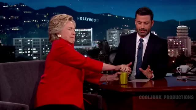 Watch Hillary Clinton gets stumped by a jar of pickles GIF by Cooljunk (@cooljunk) on Gfycat. Discover more hillary, stumped, tarantinogifs GIFs on Gfycat