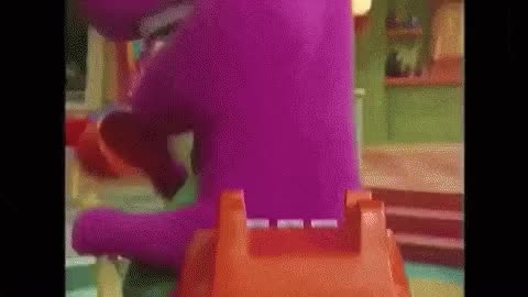 Watch barney GIF on Gfycat. Discover more related GIFs on Gfycat