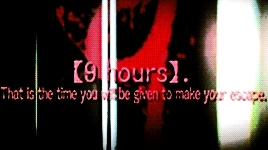 9 Hours 9 Persons 9 Doors, Akane Kurashiki, Gif, Junpei, My edits, My stuff, Nine Hours Nine Persons Nine Doors, Zero Escape, tu fui, ego eris GIFs