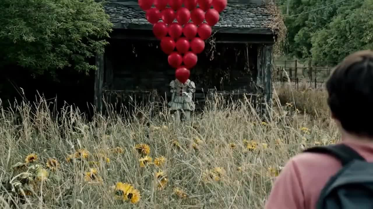balloon, balloons, it, it movie, IT - 'Come Join the Clown, Eds' - 1080p GIFs