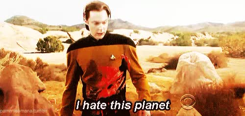 hate, haters gonna hate, I Hate This Planet GIFs