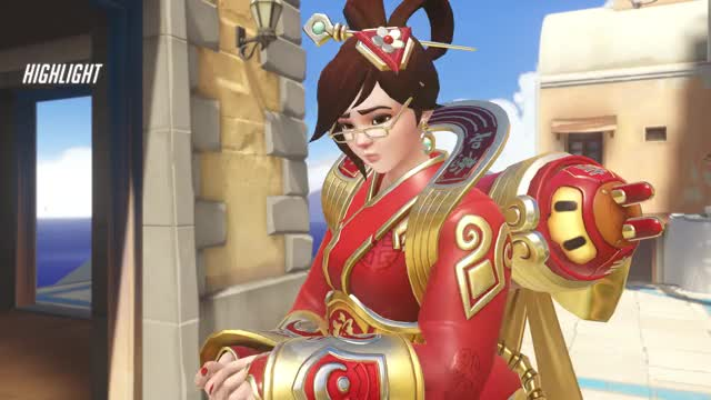 Watch MEI GIF on Gfycat. Discover more highlight, overwatch GIFs on Gfycat