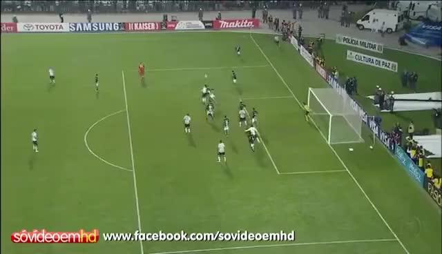 Watch and share Corinthians 1 X 0 Vasco 23/05/2012 - Gol Do Paulinho GIFs on Gfycat