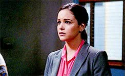 Watch and share Melissa Fumero GIFs on Gfycat