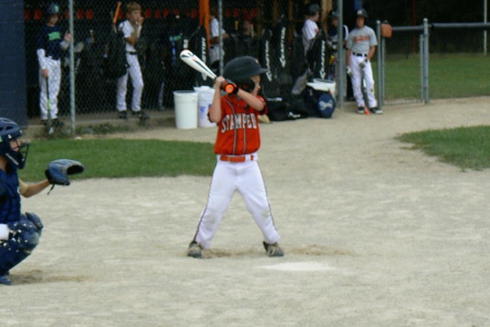 baseballgifs, Quinn's First at bat GIFs