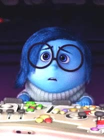 Watch and share Sadness Inside Out GIFs on Gfycat