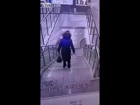 Watch and share Stairs GIFs and Wcgw GIFs by ammianusmarcellinus on Gfycat