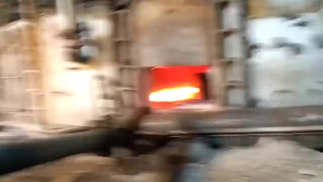 How Rail Wheels Are Made | How it's made | Train wheel GIF