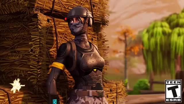 Watch and share Port-A-Covered-Bridge Launch Trailer (Fortnite Battle Royale) GIFs by deadlinenezz on Gfycat