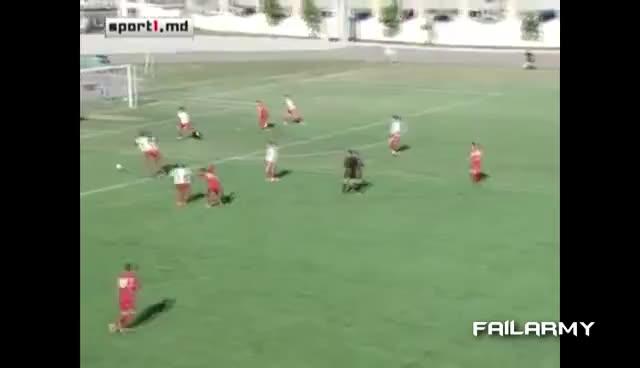 fail, funny, soccer, soccer fail GIFs