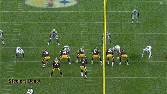 Steelers fumble GIFs