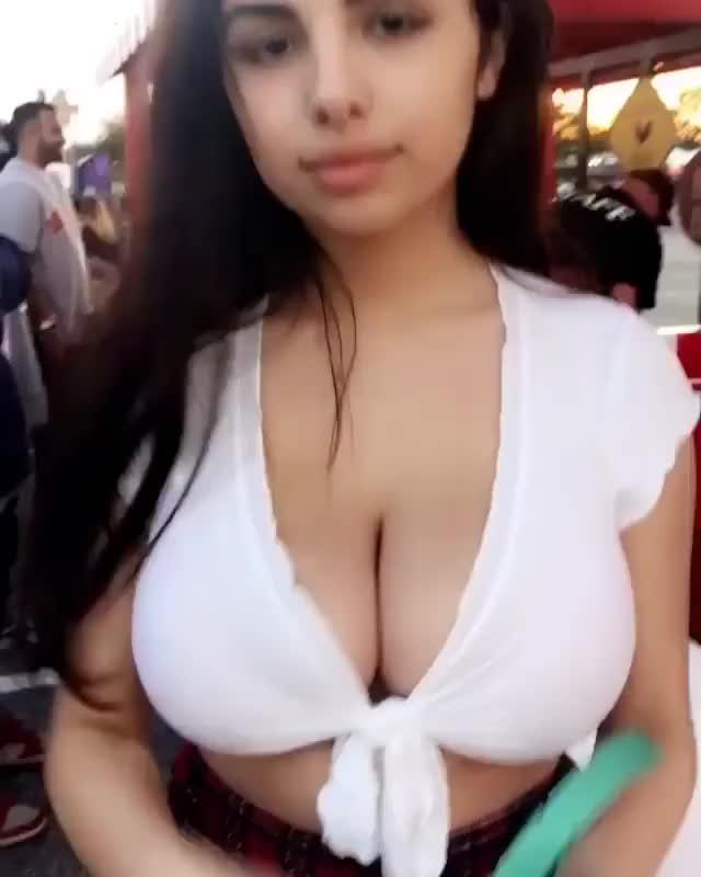 Naked school girl big boobs