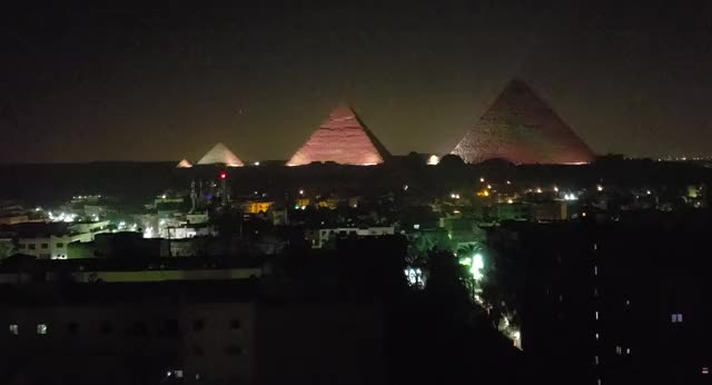 Watch and share Cairo Airbnb Lightshow GIFs by shelklas on Gfycat