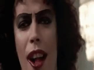 Watch and share Rocky Horror Show GIFs and Drag Queen GIFs on Gfycat