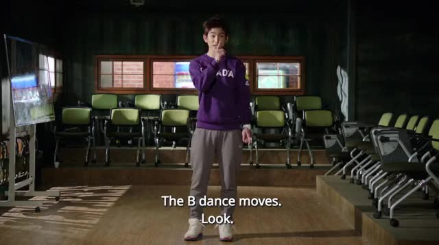 DH 02 EP 09 JInyoung Dance Tutorial GIF | Find, Make & Share Gfycat GIFs