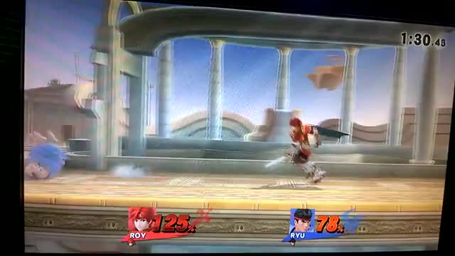 Watch and share Ryu Invincible SideB? (reddit) GIFs by Junior Z on Gfycat