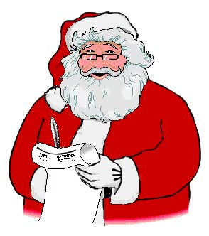Watch and share Santa Claus Waving GIFs on Gfycat