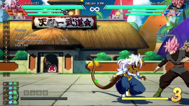 Watch and share FennOTF Playing Dragon Ball FighterZ - Twitch Clips GIFs on Gfycat