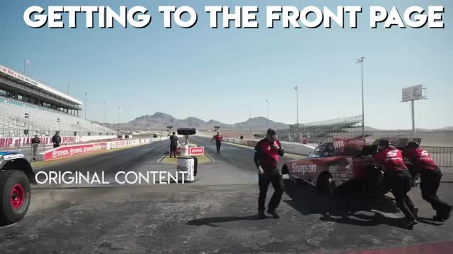 Watch and share 850 HP Trophy Truck Vs 10000 HP Funny Car GIFs by Maman Brigitte on Gfycat