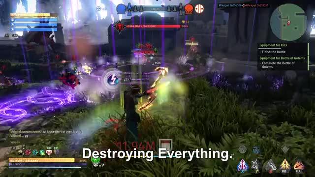Watch Archer AoE Burst GIF by Xbox DVR (@xboxdvr) on Gfycat. Discover more Skyforge, XxZer0StrikerxX, xbox, xbox dvr, xbox one GIFs on Gfycat