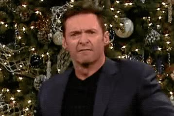 Watch and share Hugh Jackman GIFs by Reactions on Gfycat