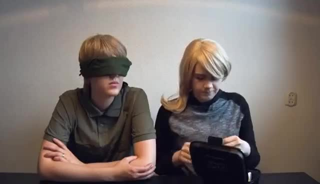 Watch [APH] BLIND TASTING CHALLENGE GIF on Gfycat. Discover more related GIFs on Gfycat