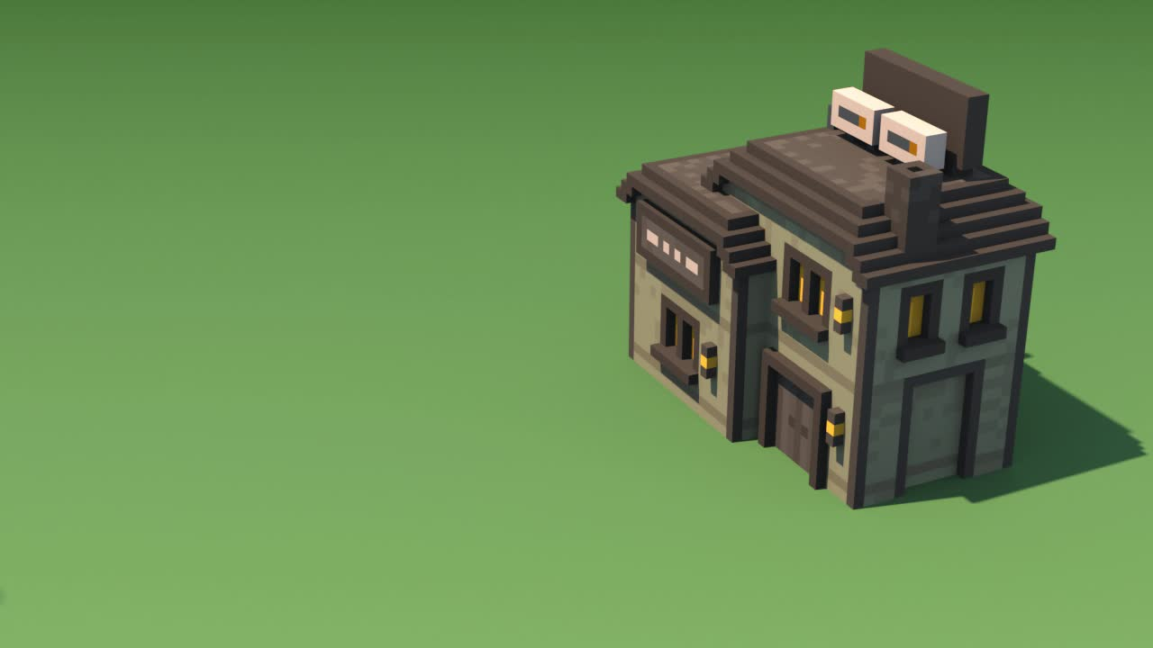 voxel, unexpected GIFs