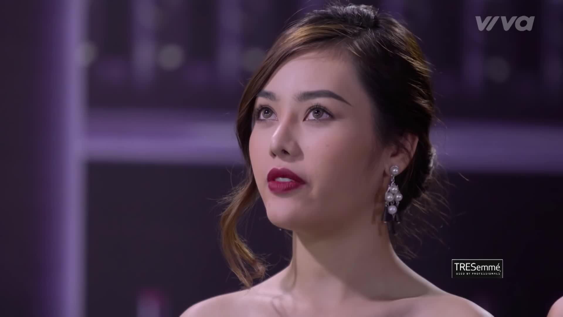 Dung Doll từ chối tham gia thử thách The Look, khóc lóc rời khỏi set quay để bảo vệ mái tóc