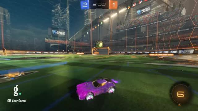 Goal 4: ›Gosu‹ Bl4ckGhost