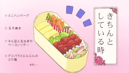 Watch and share Anime Food GIFs and Kawaii GIFs on Gfycat