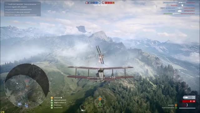 Watch and share Attack Plane GIFs and Battlefield GIFs by SNZR on Gfycat