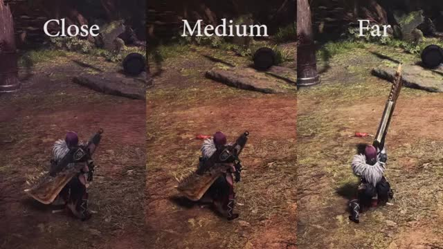 Watch and share Combo Distance Comparison GIFs by calvin_z on Gfycat