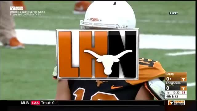 Watch and share Longhorns GIFs and Football GIFs on Gfycat