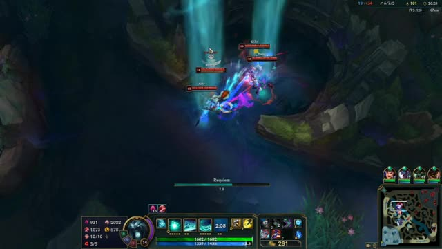 Watch and share League Of Legends GIFs and Outplayed GIFs by Overwolf on Gfycat