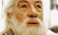 Watch this amazing GIF by Reaction GIFs (@sypher0115) on Gfycat. Discover more Ian Mckellen, Rateme, amazed, amazing, holy cow, no way, rateme, whoa, woah, wow GIFs on Gfycat