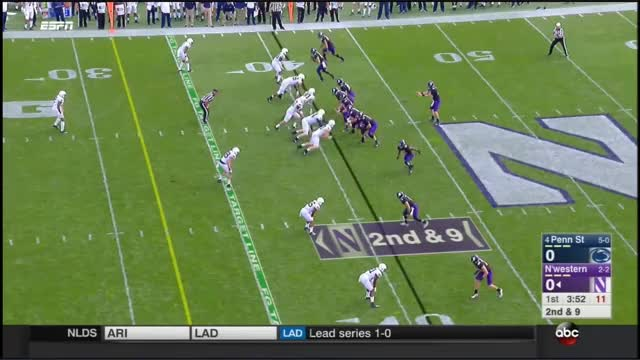 Watch and share 2017 - Penn State Nittany Lions At Northwestern Wildcats In 30 Minutes GIFs on Gfycat