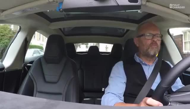 Watch and share Electric Cars And The Blind | Fully Charged GIFs on Gfycat