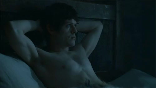 Watch and share Game Of Thrones GIFs and Iwan Rheon GIFs on Gfycat