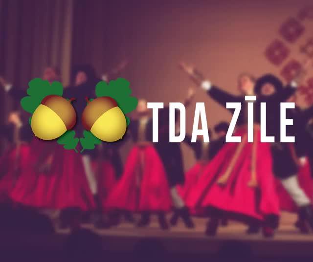 Watch and share TDA Zīle - Vairāk Nekā Deja GIFs by Arnolds Auziņš on Gfycat