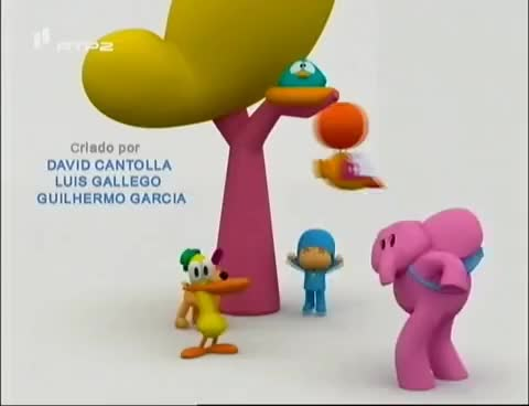 Watch and share Pocoyo GIFs and Elli GIFs on Gfycat