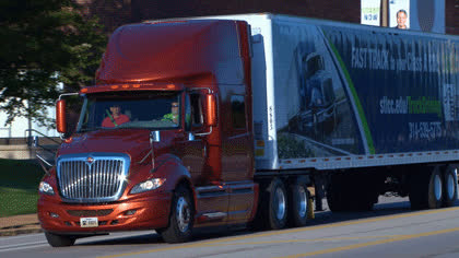 Take your career on the road with the STLCC Trucking Driving program. GIFs