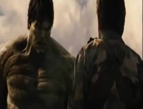 Watch The Incredible Hulk Kick GIF on Gfycat. Discover more related GIFs on Gfycat