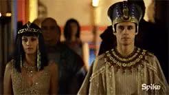 Watch and share Alexander Siddig GIFs and King Tutankhamun GIFs on Gfycat