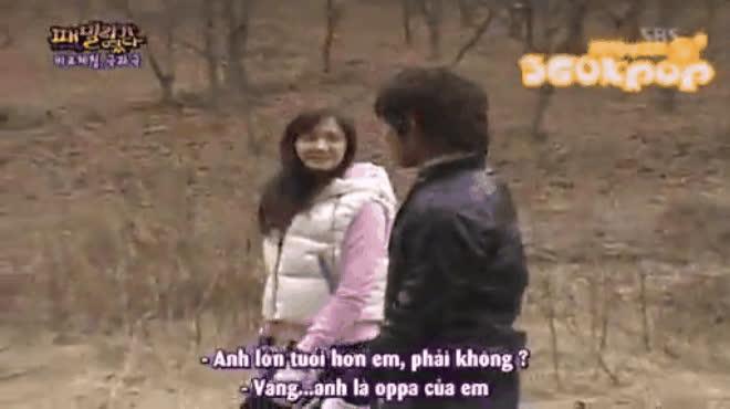 Yoona  thỏi nam châm hút hết các mỹ nam khi cùng chơi gameshow ảnh 5