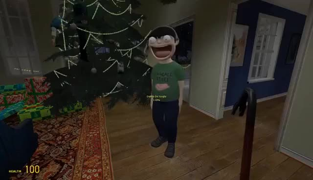 Watch Gmod Sandbox Funny Moments - Saving Christmas! GIF on Gfycat. Discover more related GIFs on Gfycat
