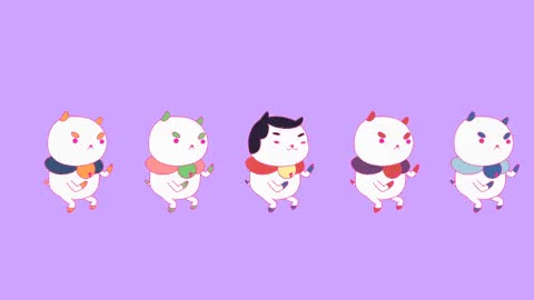 Watch and share Artists On Tumblr GIFs and Bee And Puppycat GIFs by Cartoon Hangover on Gfycat