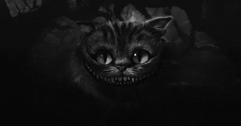 Watch and share Cheshire Cat GIFs and Corpse Bride GIFs on Gfycat