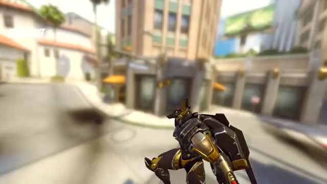 Watch and share Overwatch GIFs and Pharah GIFs by pandemonium on Gfycat