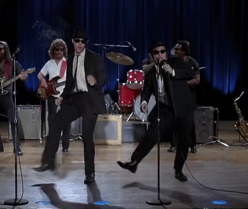 Watch and share The Blues Brothers GIFs on Gfycat